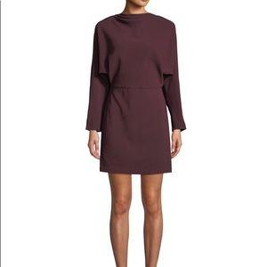 Marin Long Sleeve Cowl Neck Dress